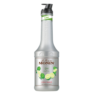 Puree Monin - LIME - puree limonkowe